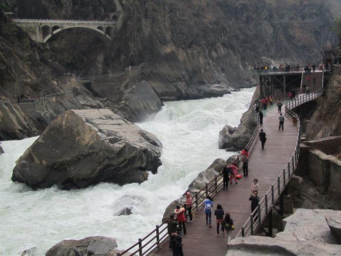 2013年4月丽江-香格里拉-泸沽湖攻略自助游-blackbunny3八日图片