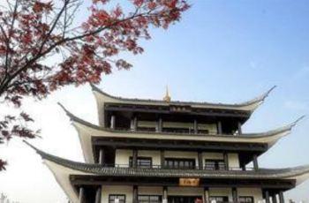 忠县古 建筑 矢量图