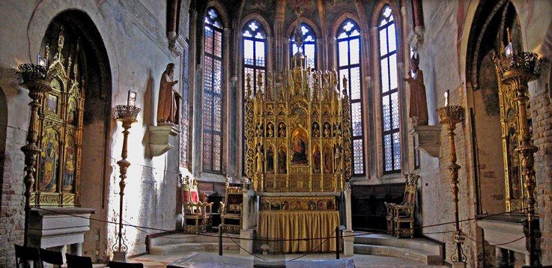 圣扎卡里亚教堂  Chiesa di San Zaccaria   -4