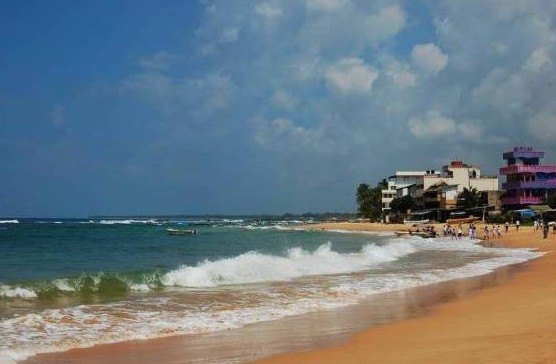 希克杜沃海滩  Hikkaduwa Beach   -0