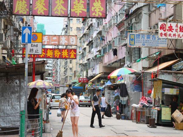 【加游站】#bikini#吃货夫妻逛吃游香港怀旧味道图片