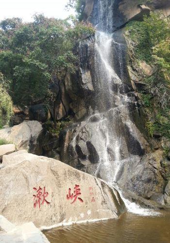 天津蓟县感觉游(有点五台山的攻略,难怪也叫北嶂石岩自助游盘山图片