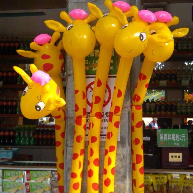 广州动物园半天游——我好喜欢各种食草萌物们