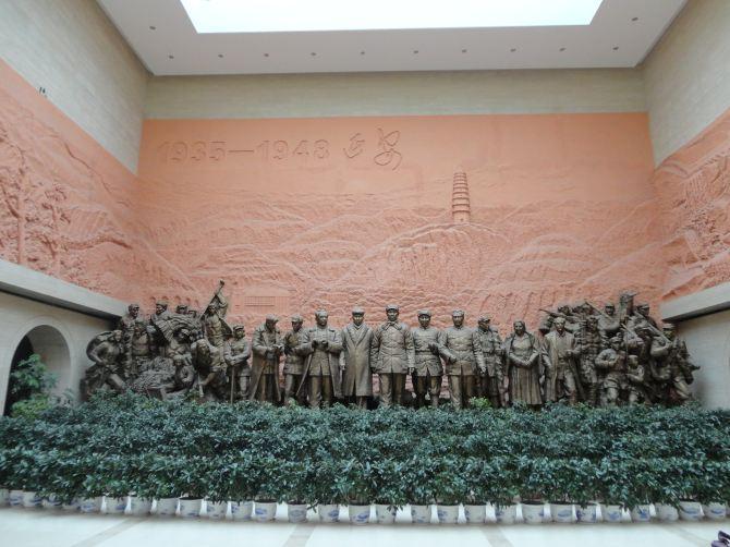 【中原篇】密室陕西,河南,山西十二日游-延安迷宫逃出逃脱攻略自驾图片