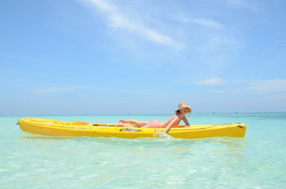 bikini#马来西亚沙巴私人岛屿-环滩岛