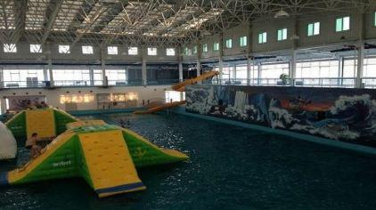 瓦萨城是北京蟹岛集团巨资兴建的北京最丰富的室内水上乐园,位于蟹岛
