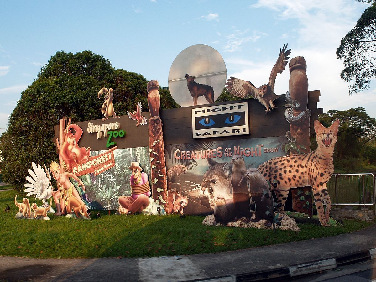 新加坡5日跟团游(4钻)·夜宿海洋馆/夜间动物园/科技馆