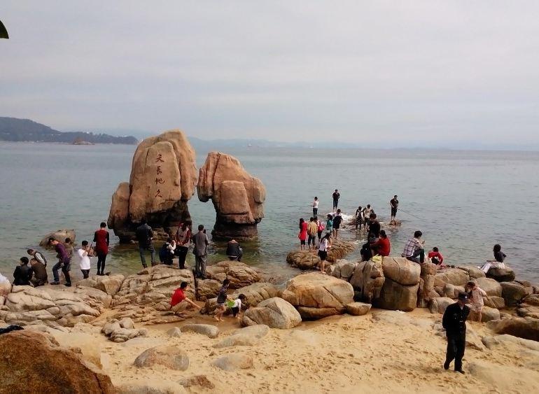 大梅沙海滨公园