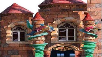蚌埠海洋乐园崇尚简单、快乐、创造.以海洋为主题,透过海高清图片