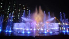 多大浦梦之夕阳喷泉