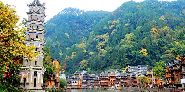 标签: 旅游景点 风景区  湘西州凤凰古城景区共多少人浏览:752353