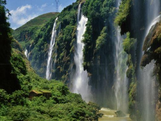 黔西南风景图片 ,黔西南旅游景点照片 图片 图库图片