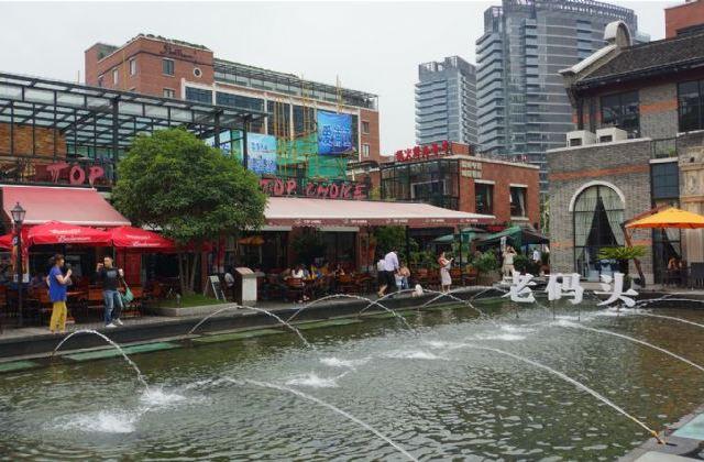 闲逛上海老码头创意园