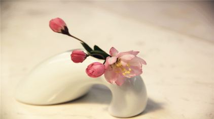 这里就是位于珍珠泉风景区的青花瓷陶艺活动中心.