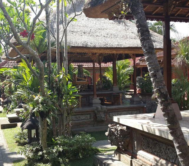 10月的浪漫巴厘岛之旅