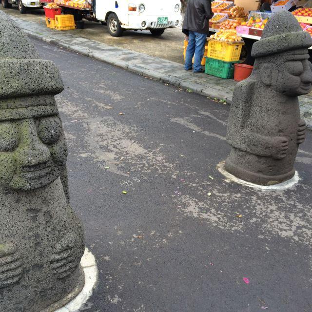 爷爷的阳具_龙头岩小路上的石头爷爷,据说是阳具作为原型,可以求子求子哈哈哈
