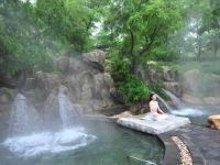 威海天沐温泉度假区1晚+含双人早餐 + 双人温泉·【浴森林温泉 住亲水客房】