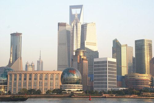 新江大楼承重结构图