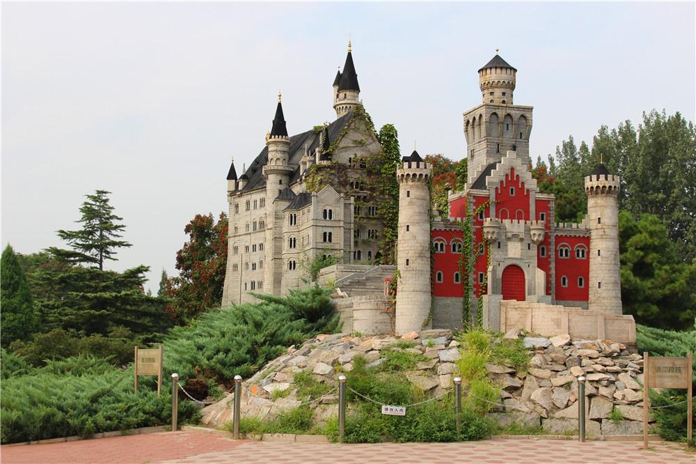 美丽的天鹅城堡