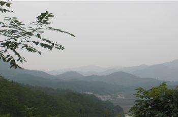 九龙大峡谷漂流