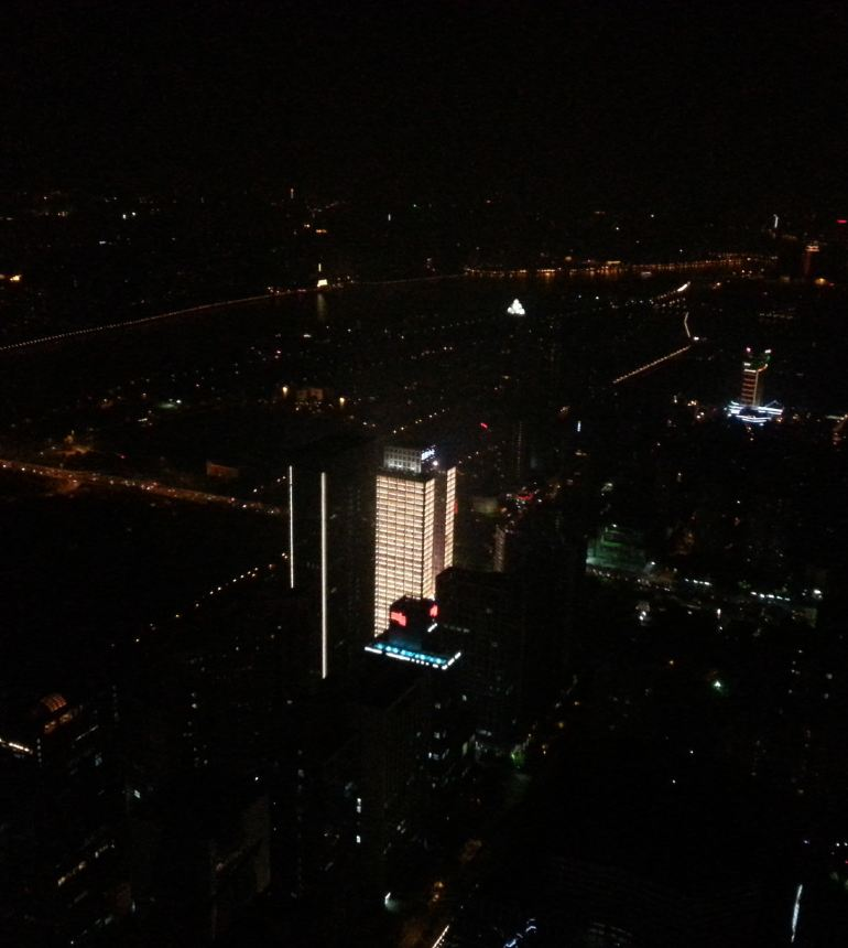 电脑桌面壁纸广州塔