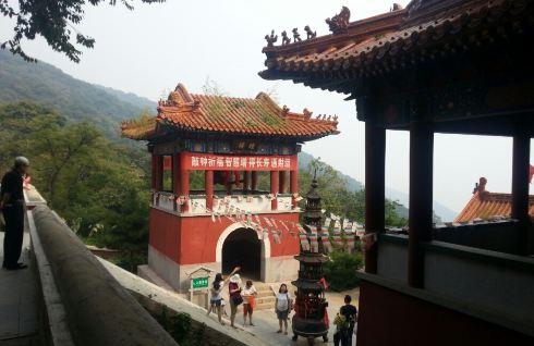 天津蓟县攻略游(有点五台山的国际,难怪也叫北a有点感觉jo盘山图片