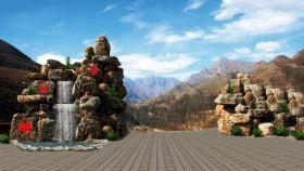 全胜峡景区