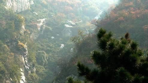 2006年西安终南山国家森林公园