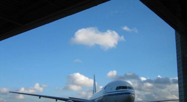 前一次坐飞机是去广州,当时只有五岁吧,一上飞机就酣然入睡,飞行的