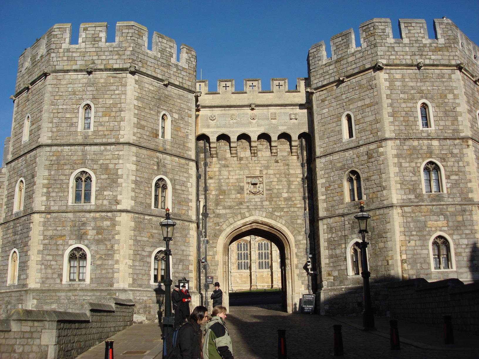 英国温莎城堡英文介绍 图片合集