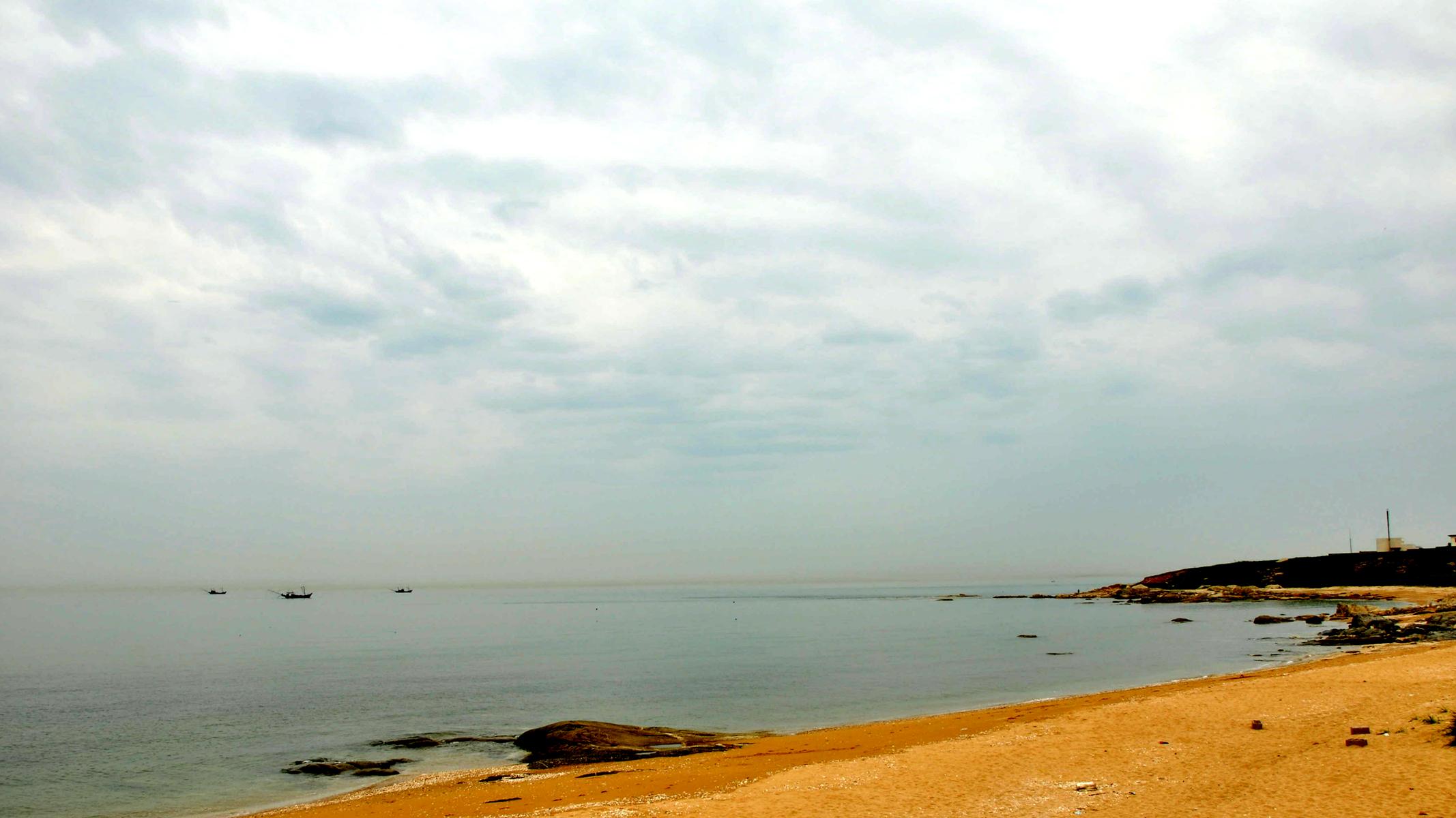 端午节葫芦岛兴城自驾游