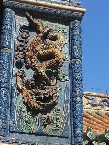 第二天,故宫一日游-游记攻略西安钟楼v游记攻略图片