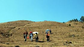 天马山生态旅游区