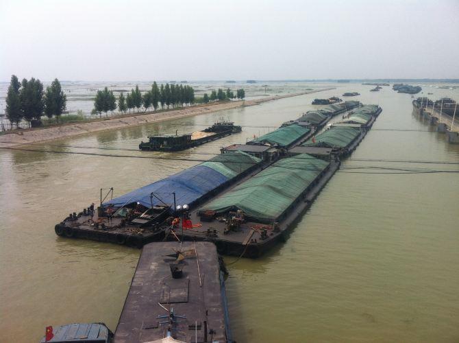 5月历时9天骑行大运河,沿着京杭大运河,微山湖,梁山