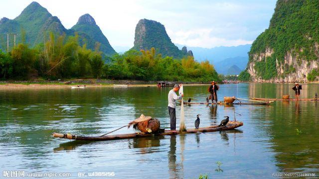 追寻桂林山水风情之旅