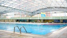 怡海花园游泳