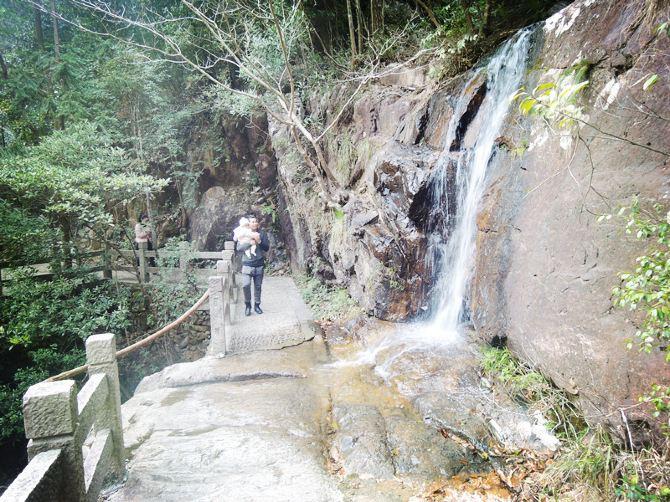 瑞安市花岩国家森林公园自驾游