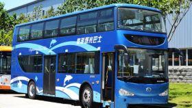 环岛观光巴士