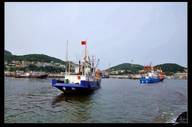 白沙岛船期--朱家尖乌石塘(白沙码头)至白沙一天四班:早上6:50 9:00