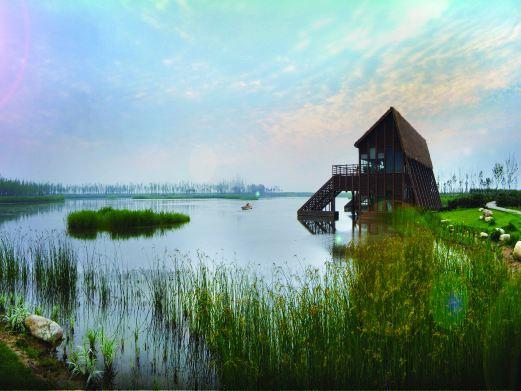 上海崇明旅游景点