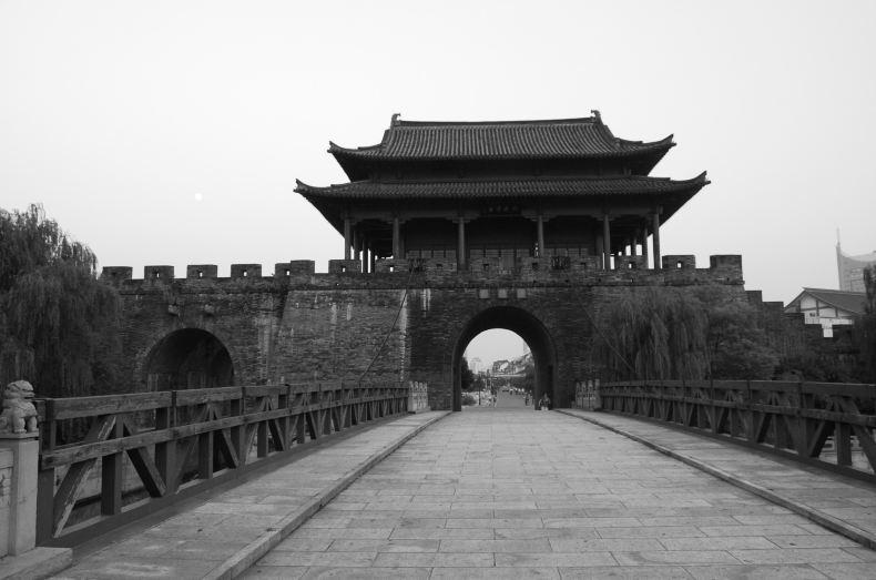 【美丽中国】绍兴之古巷古城门