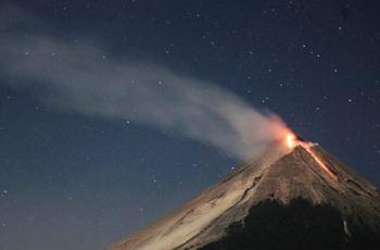 默拉皮火山,日惹默拉皮火山攻略\/地址\/图片\/门票