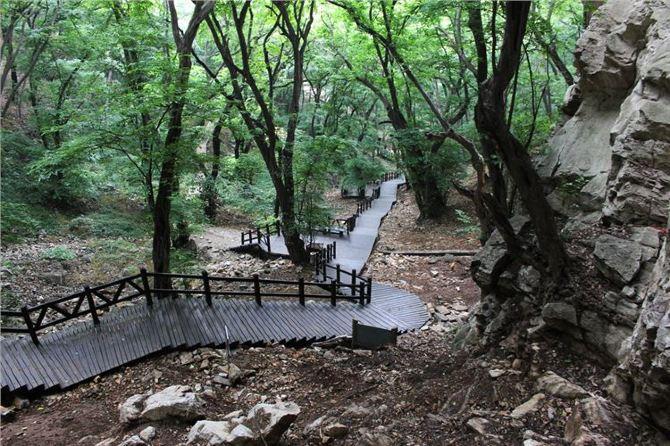 萧县皇藏峪雾潴集团厂区鸟瞰图_