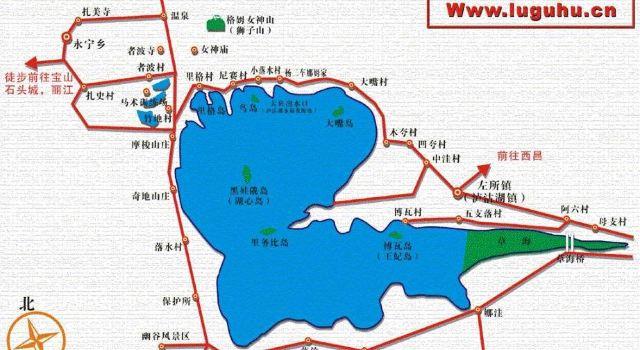 畅响美丽广州手绘地图