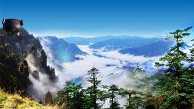 神农顶风景区