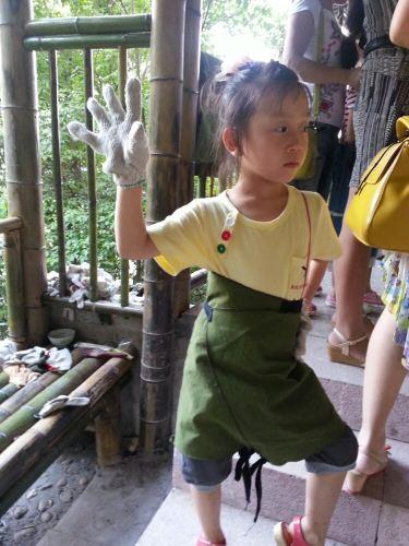 幼儿园厨师五步洗手法