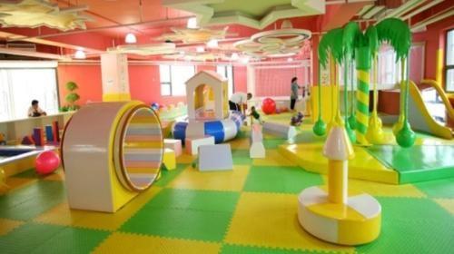 北京麦幼优儿童乐园_北京