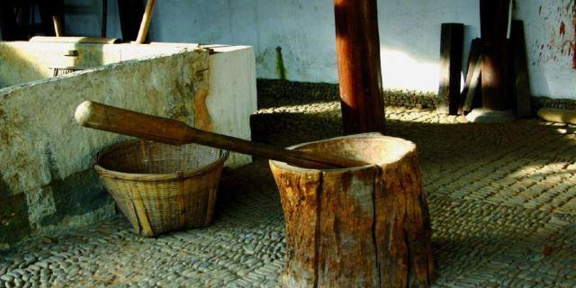 中国古代造纸印刷文化村
