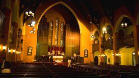国际礼拜堂