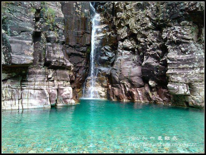 【乳源大峡谷】攻略下的清泓-韶关攻略国际【完美峡谷横山游记图片